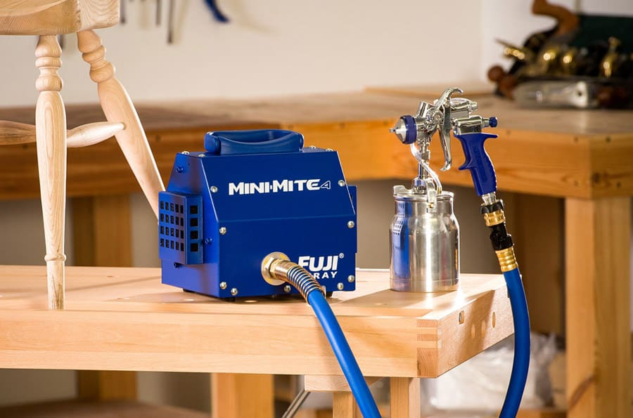 Best Hvlp Spray Guns High Volume Low Pressure Paint