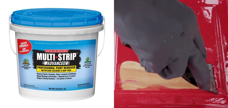 Best for Professionals- Sunnyside Multi-Strip Advanced Paint & Varnish Remover