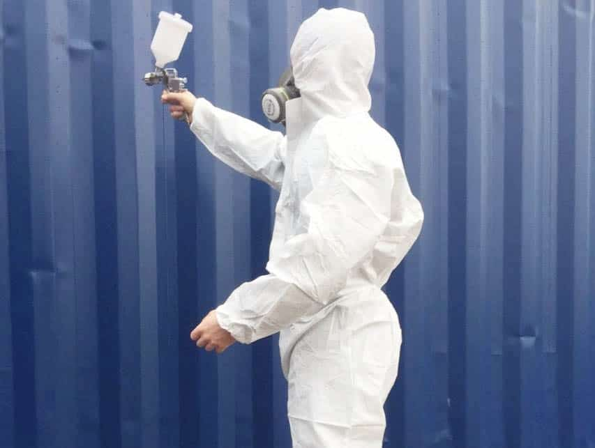 Clothing protection for painting