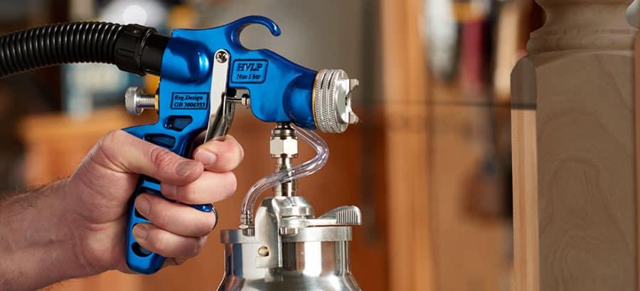 Earlex 5500 Spray Station Review [HVLP Paint Sprayer