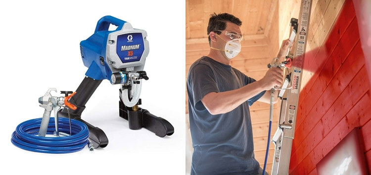 Graco X5 Airless Paint Sprayer Review