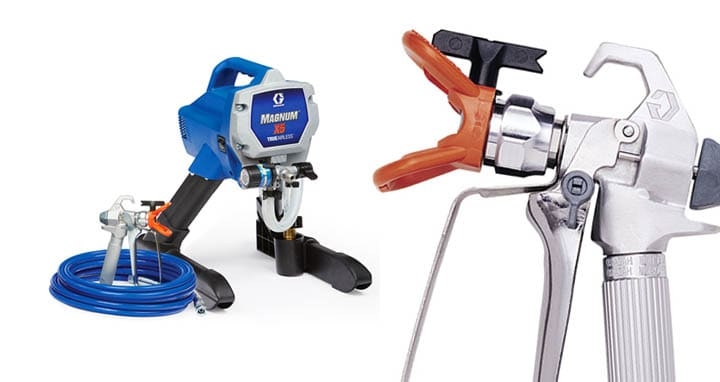 Graco X5 Spray Machine