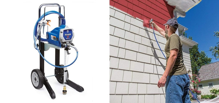 Graco X7 Airless Paint Sprayer Review