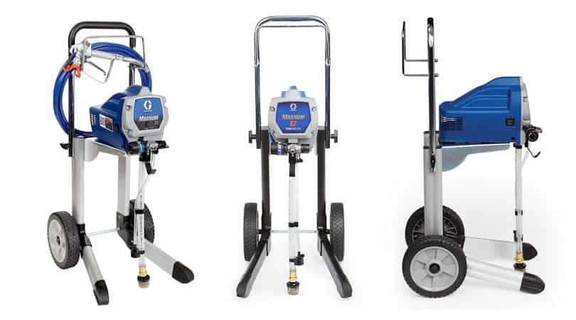Graco Magnum X7 Review [Airless Paint Sprayer] | Paint Sprayer Guide