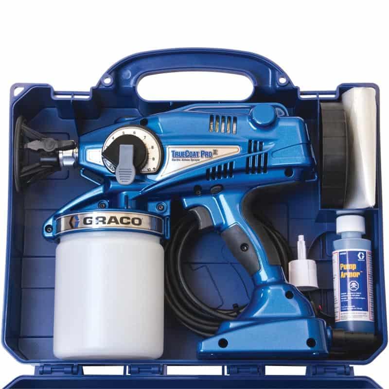 Graco-true-coat-handheld-paint-sprayer