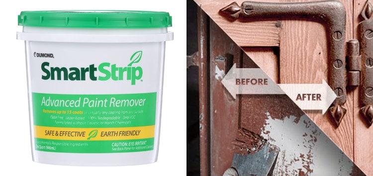 Most Eco-Friendly- Dumond Chemicals Smart Strip Advanced Paint Remover