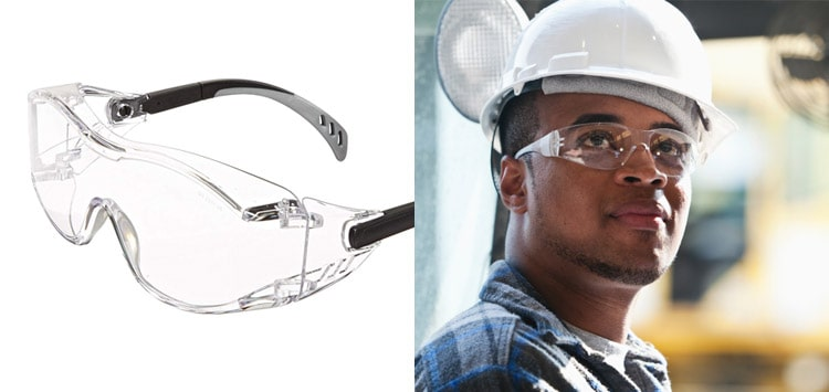 Safety Glasses or Safety Goggles