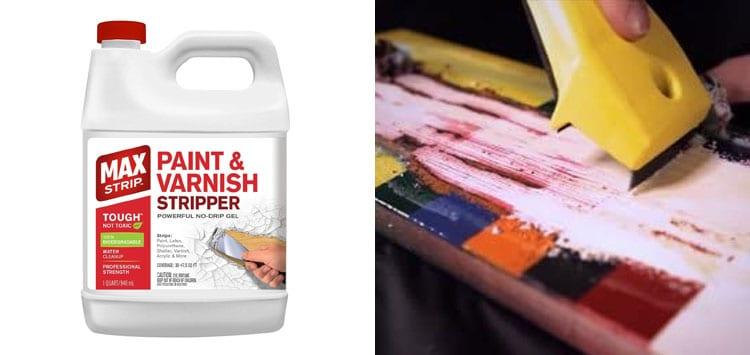 Second Best- Max Strip Paint & Varnish Stripper