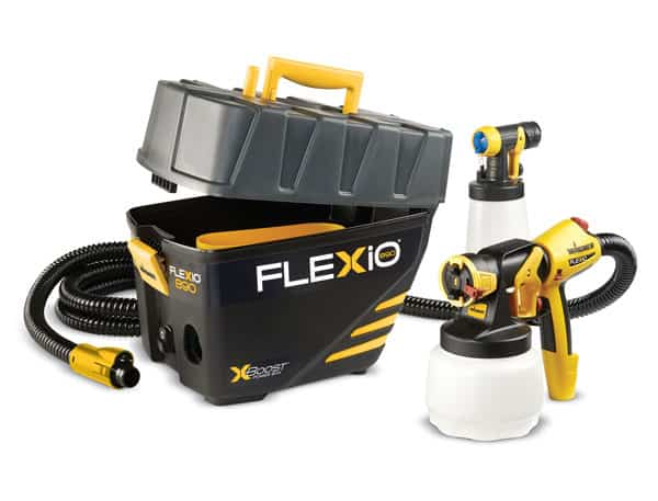 Wagner Flexio 890 What You Get