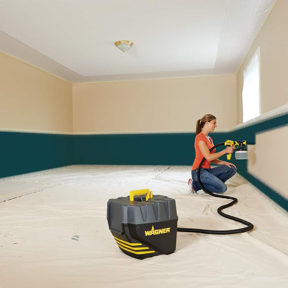 Wagner-Flexio-Paint-Sprayer-How-To-Use