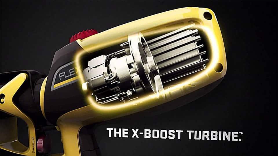 X Boost Turbine Technology