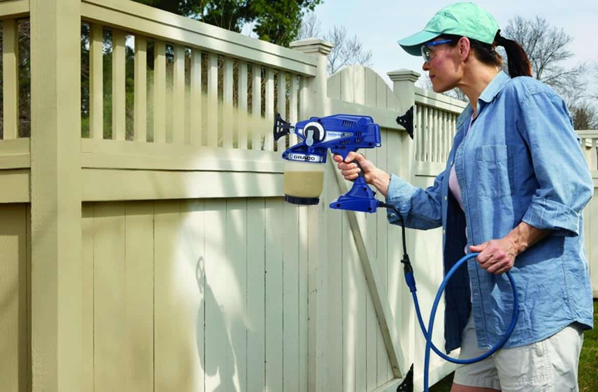 What is a Handheld Paint Sprayer