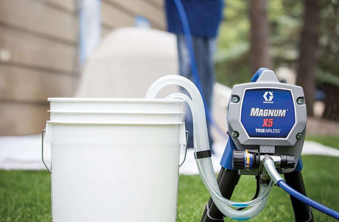 Types of Paint Sprayers [4 Main Different Types of Spray