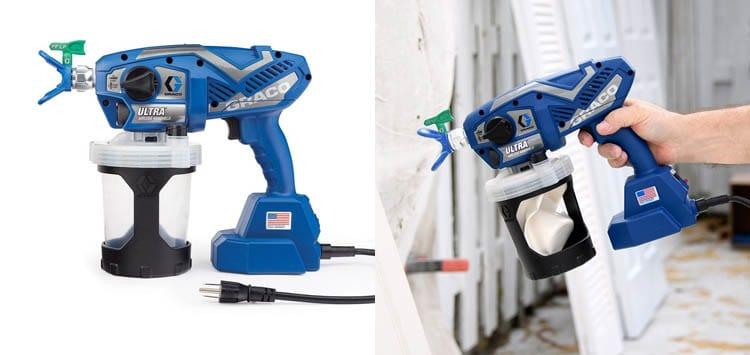 2. Graco 17M359 Handheld Paint Sprayer