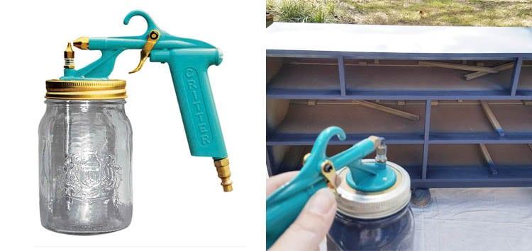 3. Critter Spray Products 118SG Siphon Spray Gun