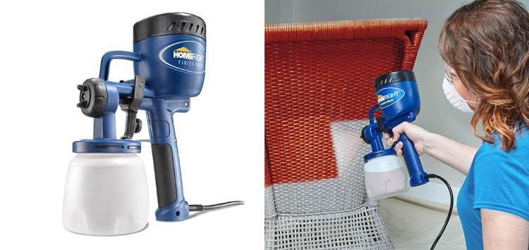 5. HomeRight C800766 DIY Paint Sprayer