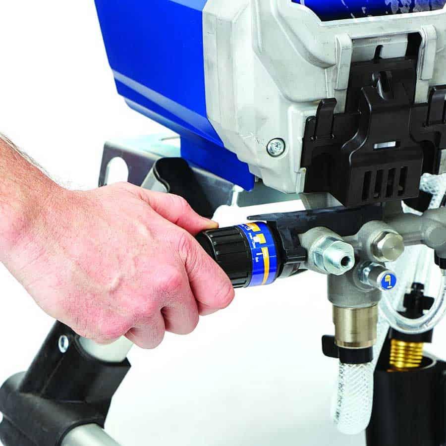 Adjustable Airless Pressure Knob