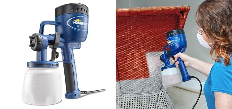 Best Budget Handheld Paint Sprayer- HomeRight Finish Max C800766