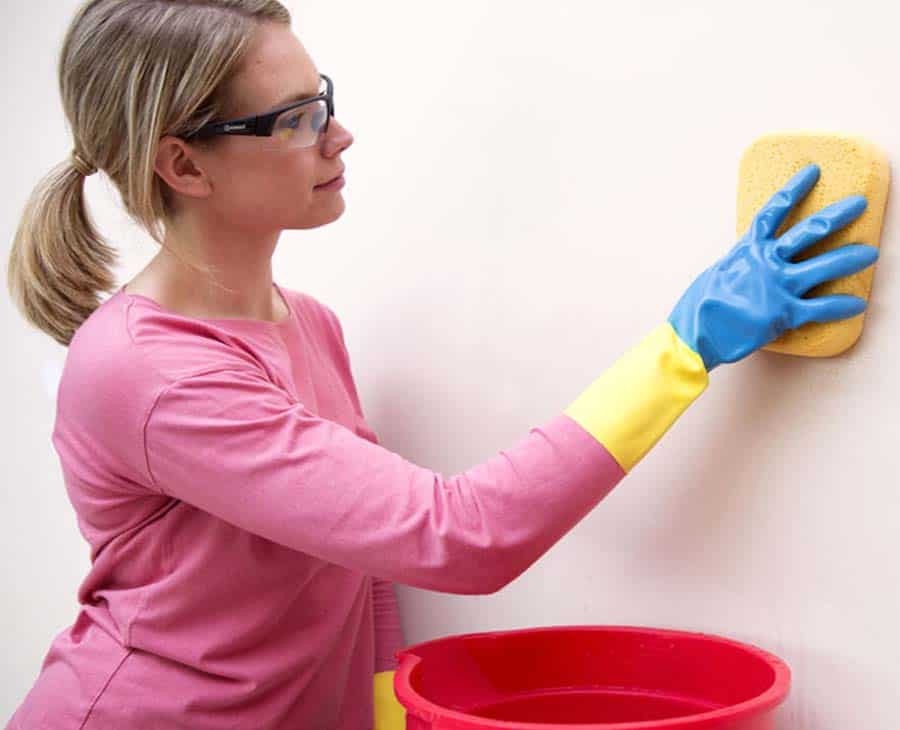 How To Clean Walls for Painting