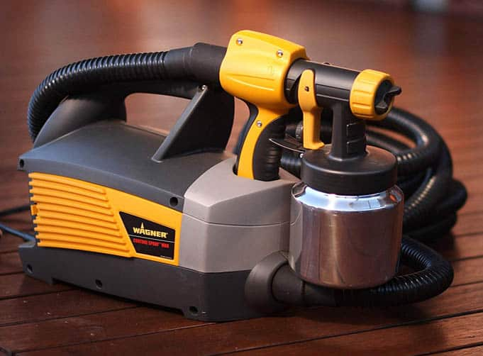 Wagner Control Paint Sprayer Review