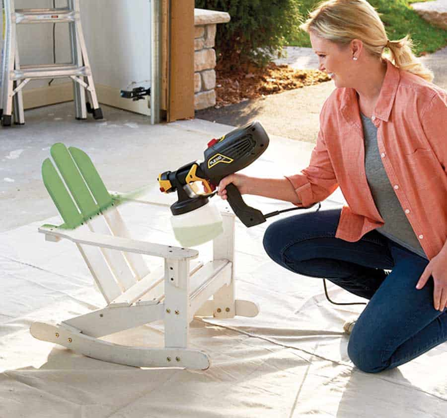 Handheld Paint Sprayer For Furniture