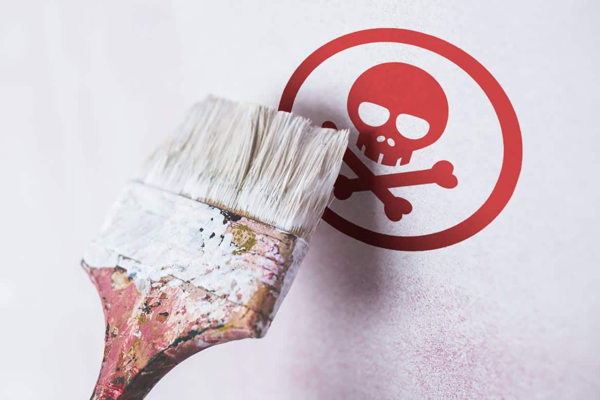 The Dangers of Paint Fumes