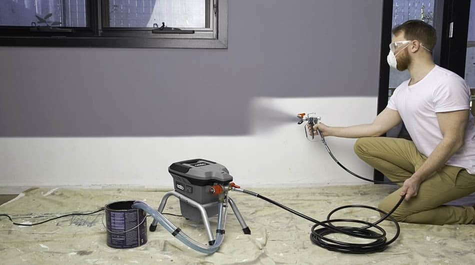 Does a Paint Sprayer Use More Paint