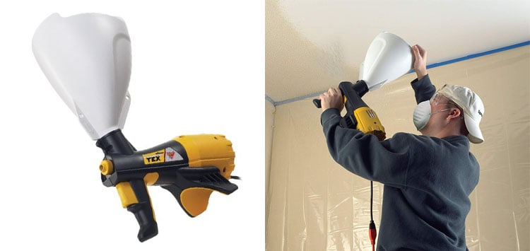 Wagner 0520000 Power Tex Texture Sprayer Review