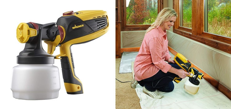 Best Wagner Paint Sprayer Reviews For Every Application
