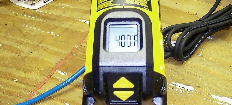 Dewalt Heat Gun with LCD Review