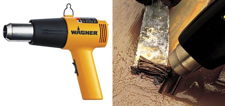 Wagner SprayTech HT1000 Heat Gun with 2 Temperature Settings