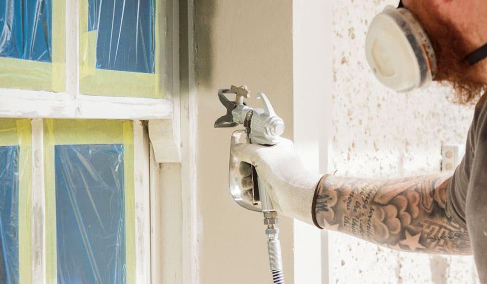 Choosing a Paint Sprayer
