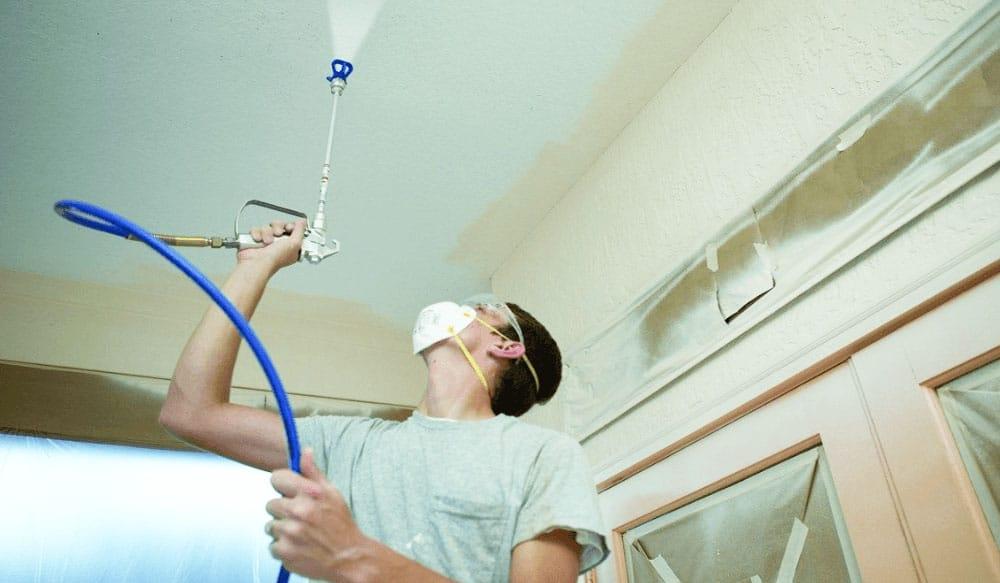 DIY Airless Paint Sprayers