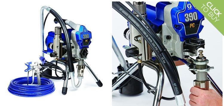 Graco 390 ProConnect Airless Sprayer