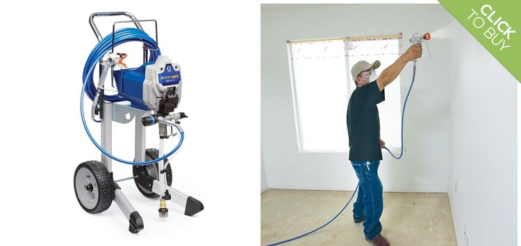 Graco Magnum ProX19 Airless Paint Sprayer with Cart
