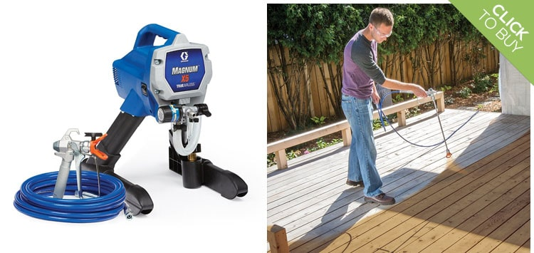 Graco Magnum X5 Airless Paint Sprayer (262800)