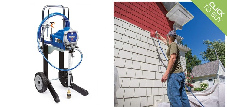 Graco Magnum X7 Airless Sprayer Review (262805)