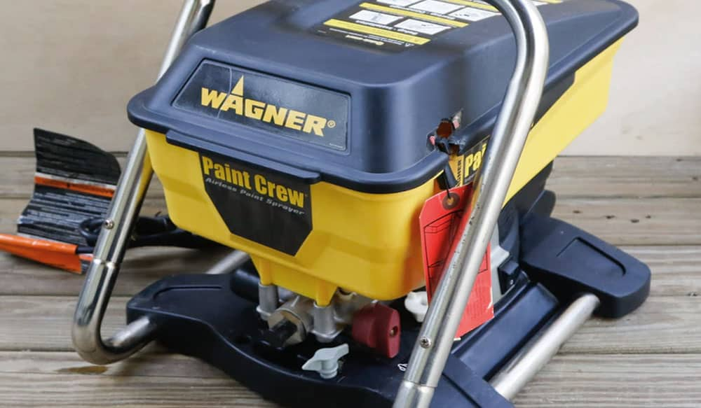 5 Wagner Paint Sprayer Troubleshooting Tips Not Spraying