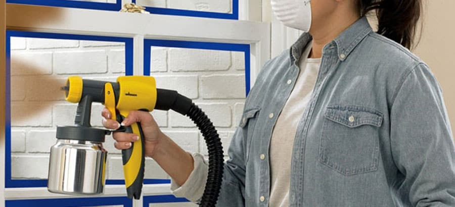Troubleshooting a Wagner Paint Sprayer