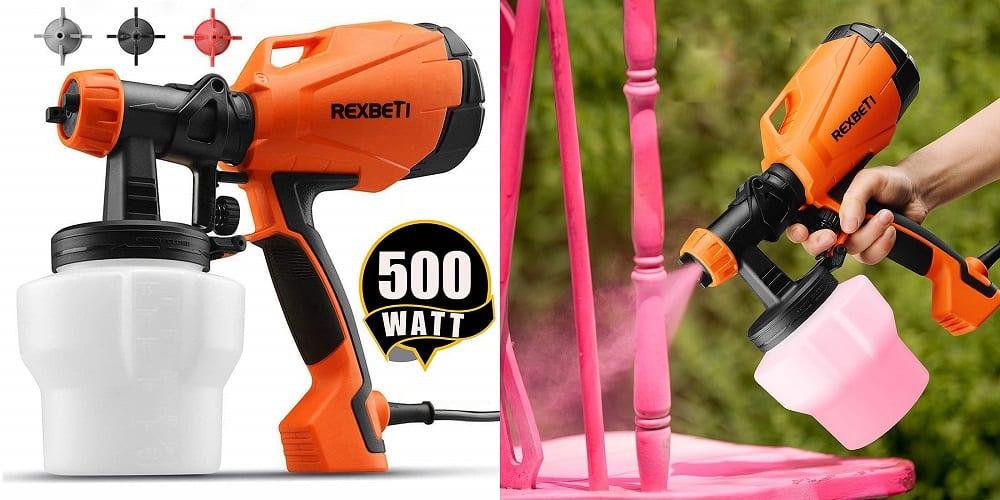 REXIBET Ultimate-750 Paint Sprayer