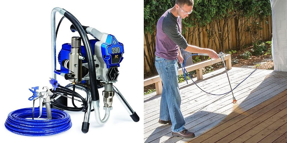 Graco 390 ProConnect Electric Airless Paint Sprayer