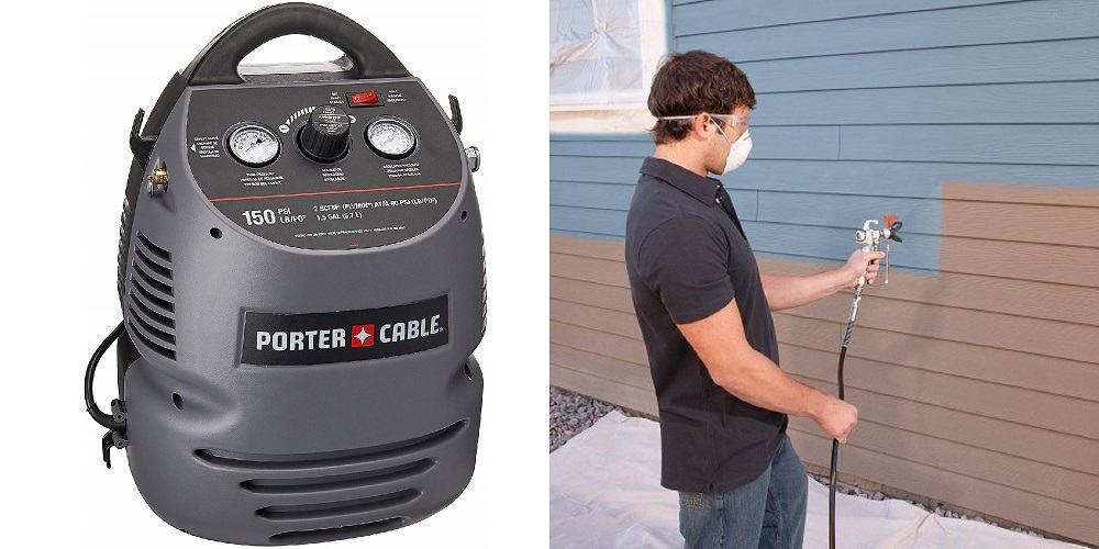 Porter-Cable CMB15 Oil-Free Compressor Kit