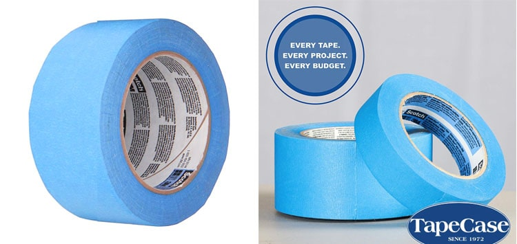 4. Best For Detail- 3M 2090 ScotchBlue Painter's Tape