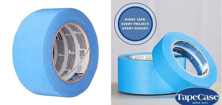 4. Best For Detail- 3M 2090 ScotchBlue Painter's Tape