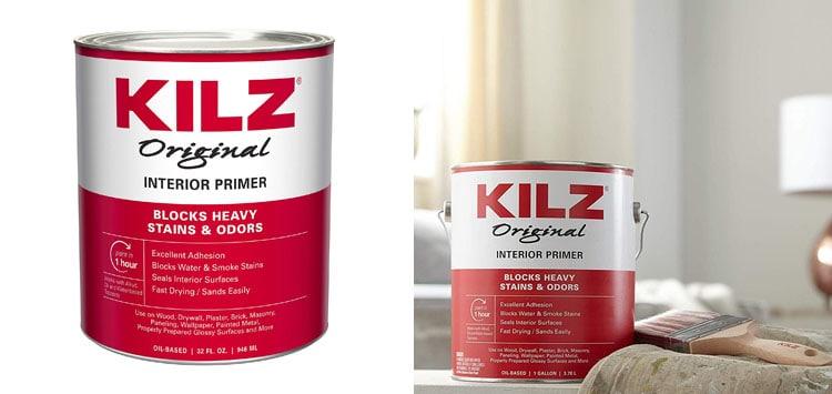 KILZ Original Multi-Surface Stain Blocking Interior Oil-Based Primer