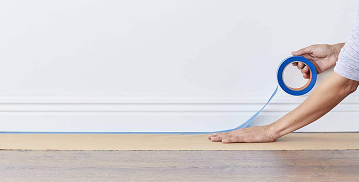 Protecting Your Floors When Painting