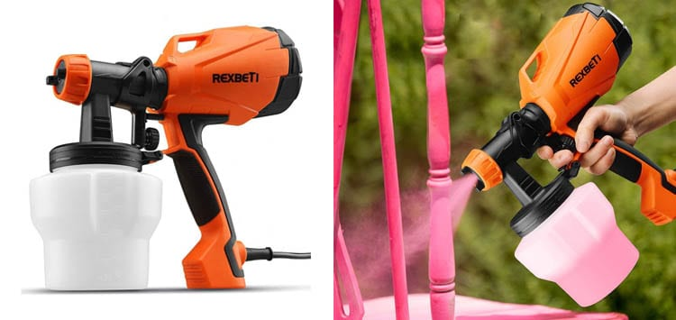 REXBETI Ultimate-750 Latex Paint Sprayer