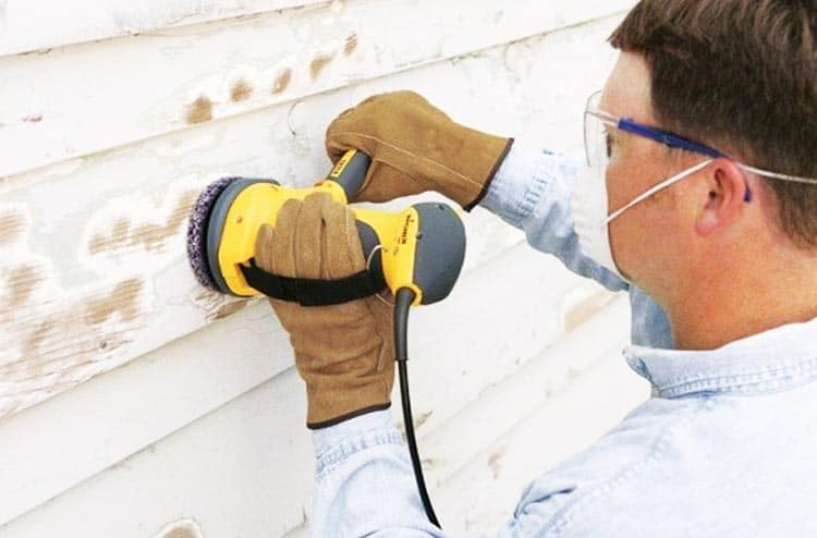 Removing Paint from Wall