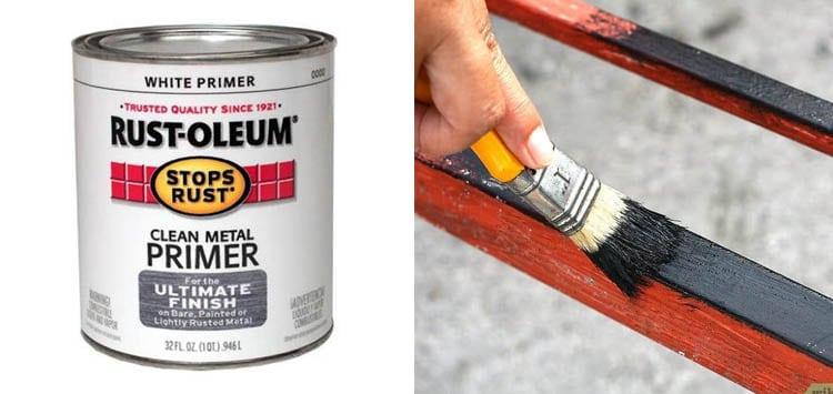 Rust-Oleum 7780502 Protective Enamel Paint Stops Rust