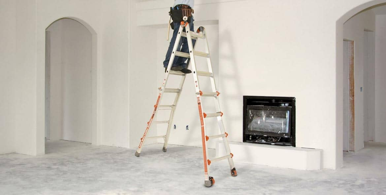 Step A-Frame Ladders